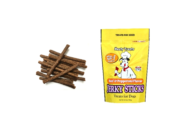 Meaty Treats Jerky Sticks 5.6 onz