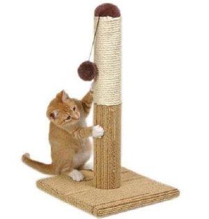 Super catnip Scratching post