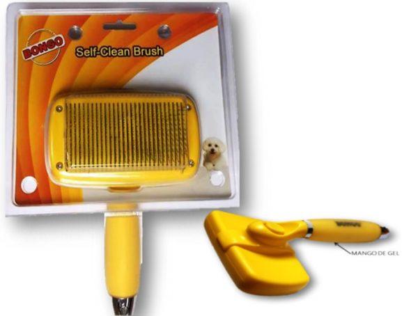 Cepillo Bongo Slicker auto limpiable