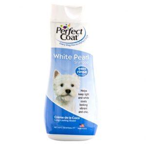 White pearl Shampoo 16 onz
