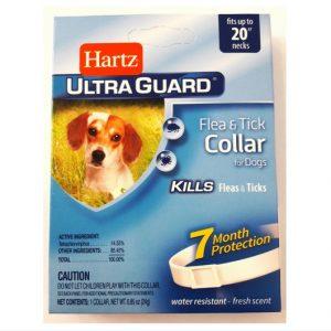 Collar antipulgas 7 meses para perro adulto