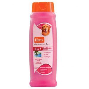 Hartz 3 in 1 Conditioning Shampoo 18 onz