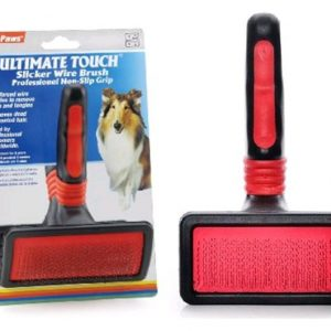 Cepillo Ultimate touch Slicker Four Paws