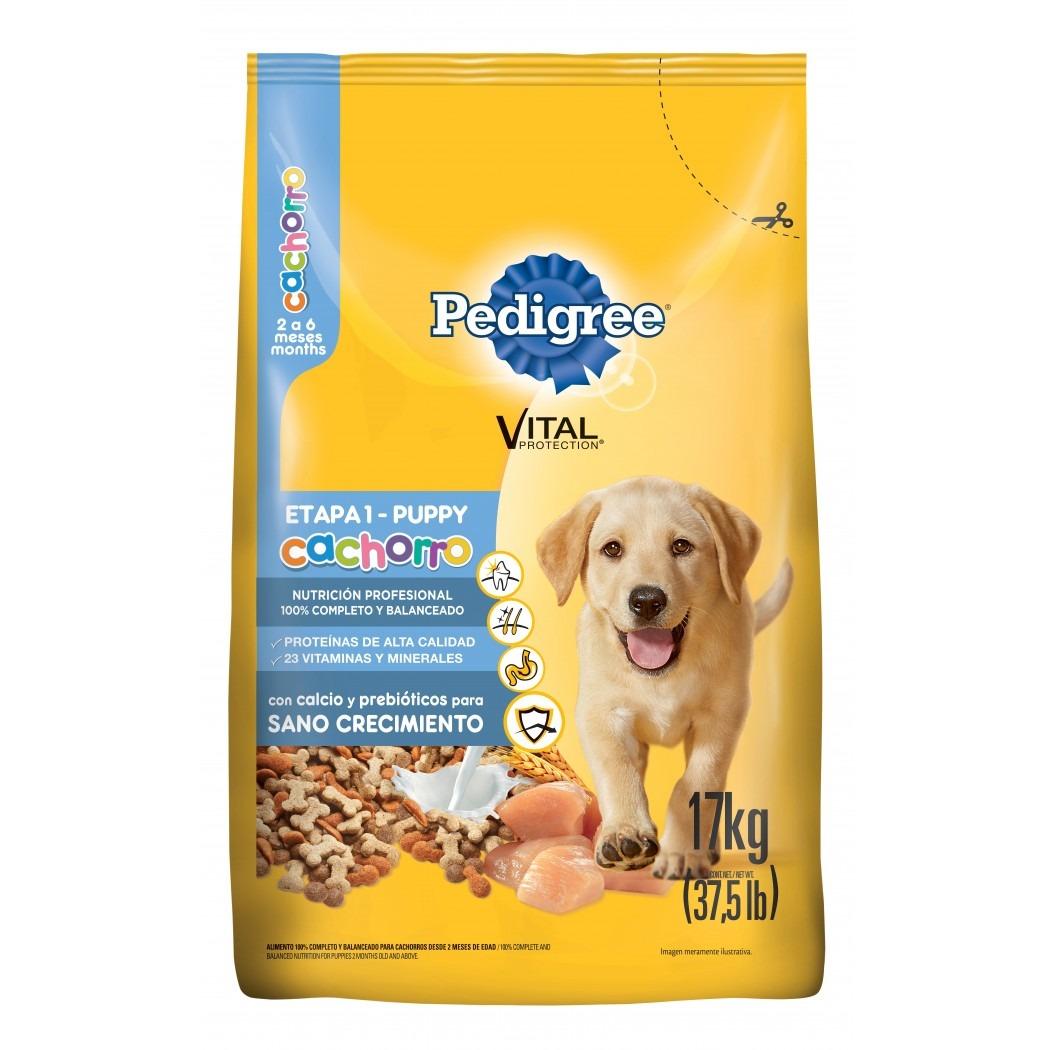 Pedigree Vital Puppy 4KG (8.8 Lbs)