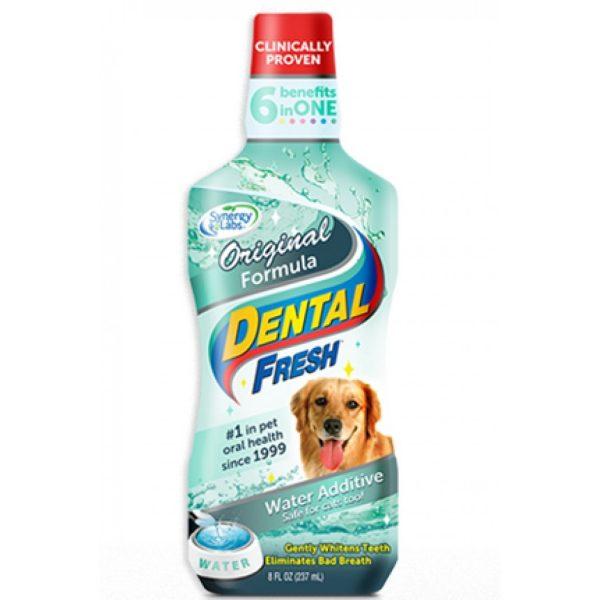 Dental Fresh Enjuague bucal 17.3 Oz. (503 ML)